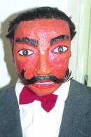 Handlebar Moustashe