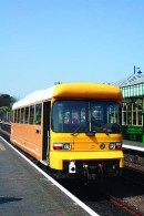 Leyland Rail Car