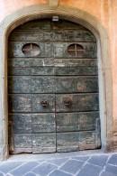 Arched-Door