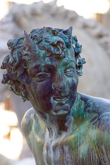 Horns Bronze