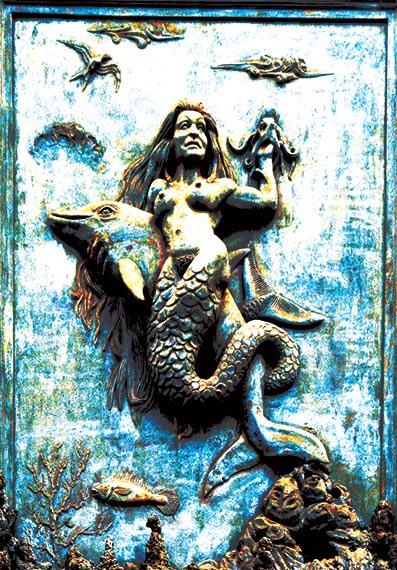 Blue-Mermaid