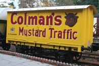 Colmans-Wagon