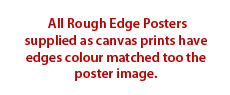 Rough edge posters