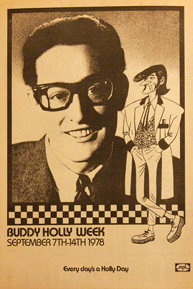 Buddy Holly Week