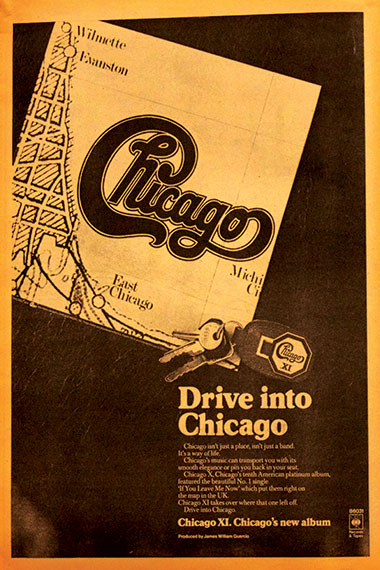 Chicago-Drive