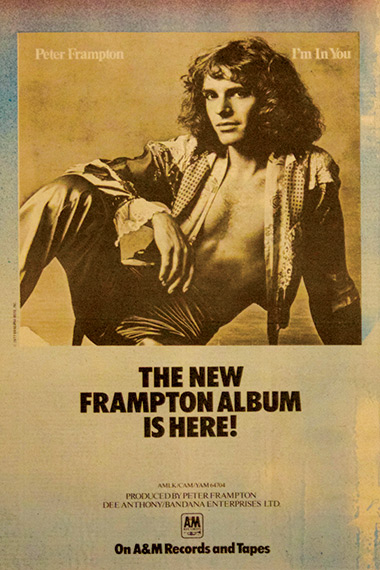 Peter Frampton-Album