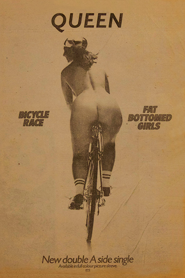 Queen - Fat Bottomed Girls Official Video - YouTube
