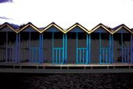 Beach-Huts-in-Blue