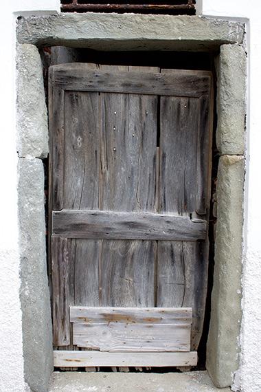 Draughty Door & Door