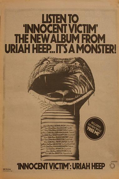 Uriah-Heap