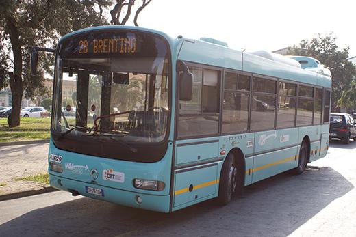 Europolis-Bus